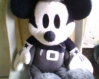 Маркет | Obaldet | Mickey mouse black xl